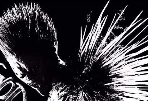 Ryuk Poster from Netflix's Death Note Movie