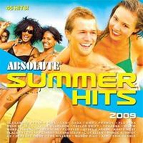 Absolute Summer Hits 2009 - Studio Album by Various