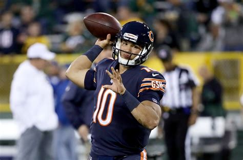Bears restore hope by grasping obvious, promoting Mitch