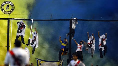 Ultras World in Buenos Aires - Boca Juniors vs River Plate