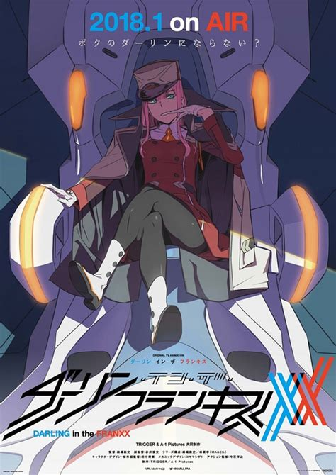 """Crunchyroll - Trigger and A-1 Pictures' """"DARLING in the"""